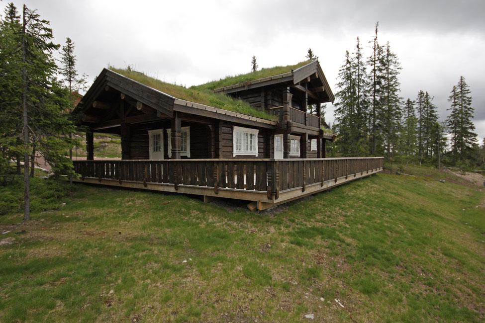 норвежские домики фото